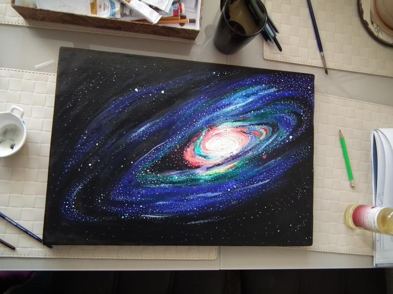14 Галактика(еще в процессе)